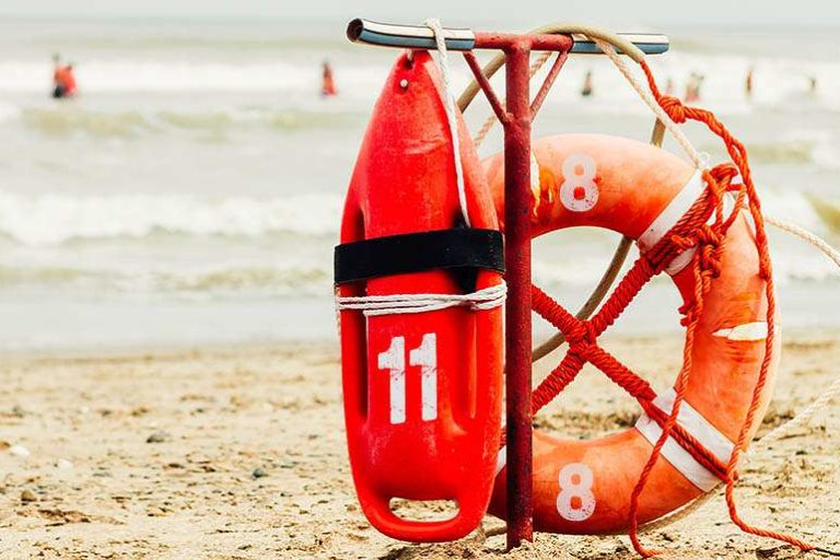 number rescue life buoys