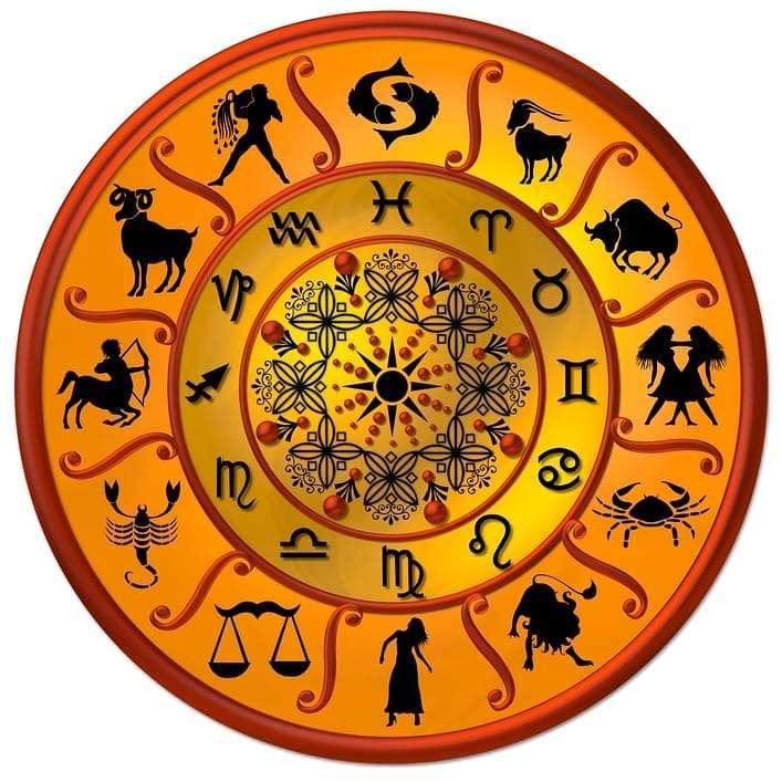 vedic astrology wheel