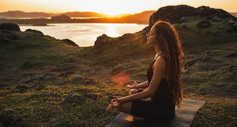 Mindfulness to enhance clairaudience