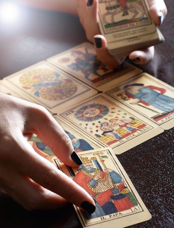 tarot card interpretations