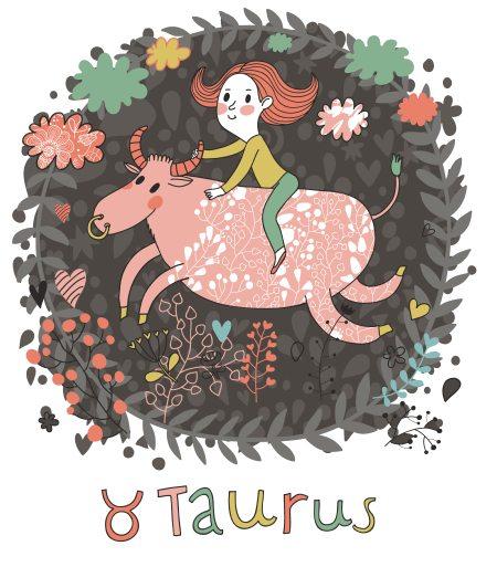 taurus child traits