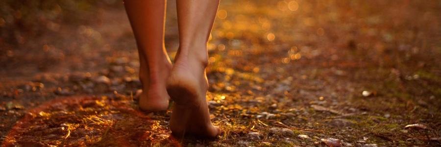 Bare Feet Grounding