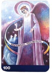 balancing heart chakra with archangel metatron