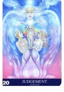 balancing heart chakra with judgement