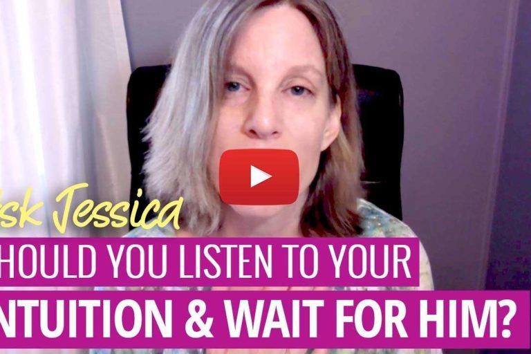 youtube video thumbnail - love advice