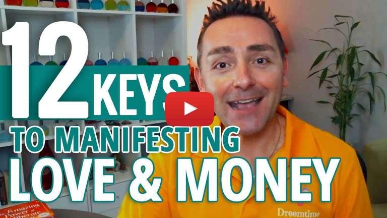 youtube video thumbnail - manifesting money