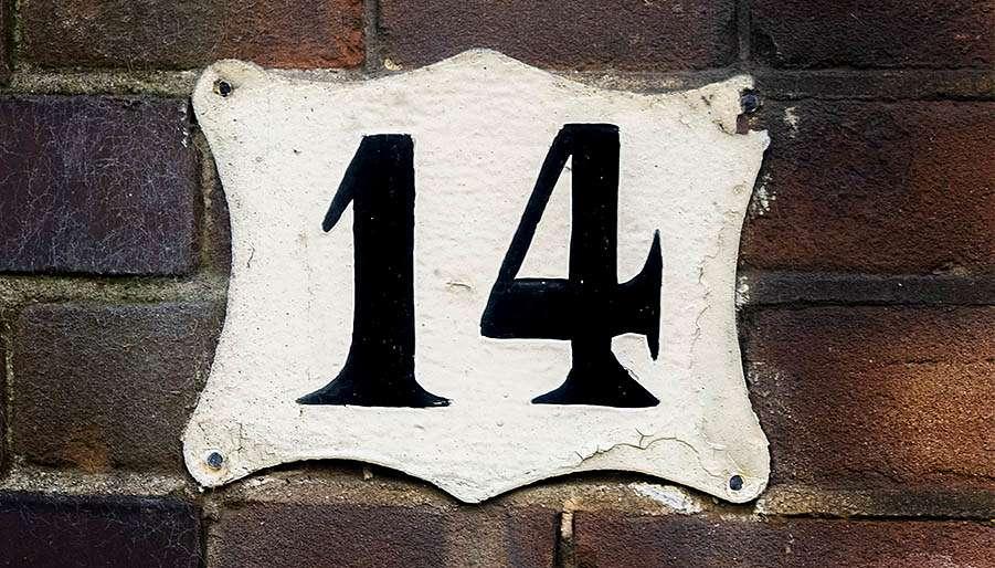 karmic number 14