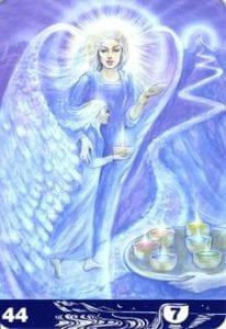 guardian angel aura soma card