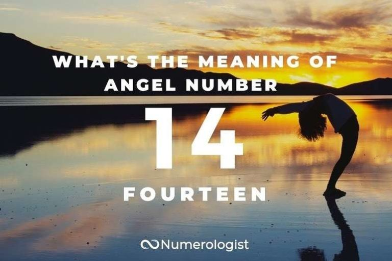 What's the Meaning of Angel Number 14?