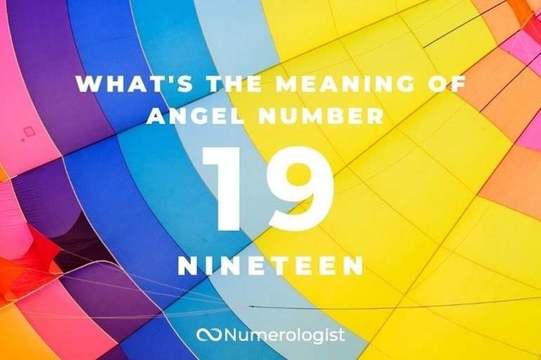 What's the Meaning of Angel Number 19?
