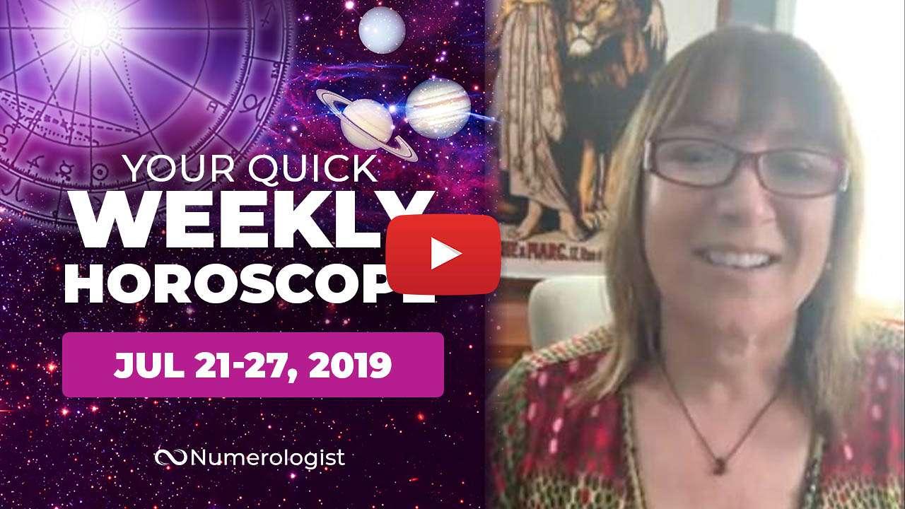 July 21-27 Horoscope