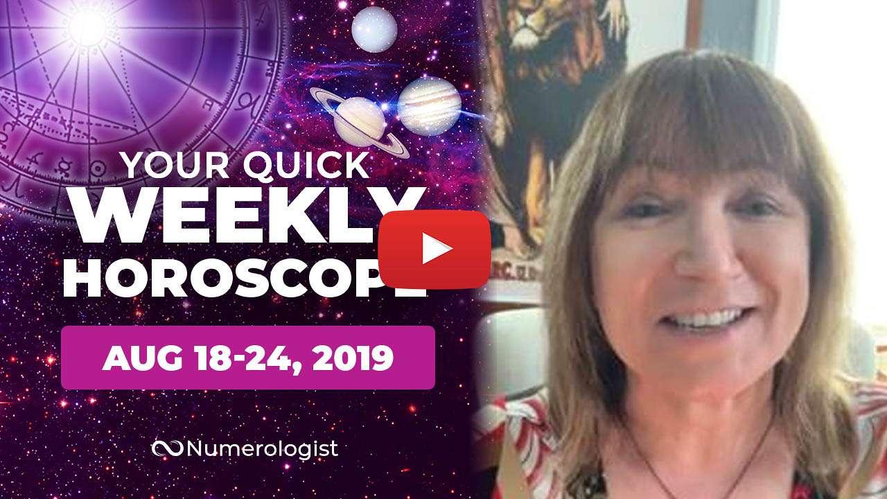 weekly horoscope aug 18