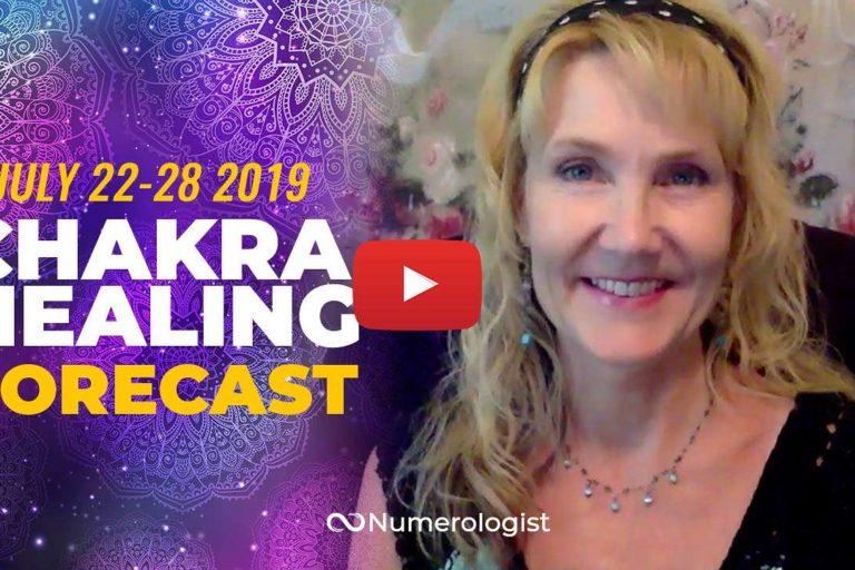 Weekly Chakra Healing Forecast