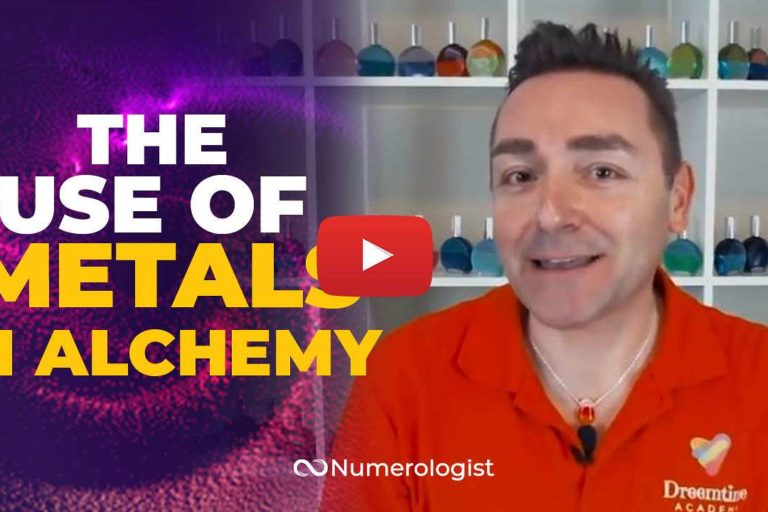 using metals in alchemy