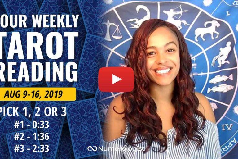 weekly tarot reading aug 9