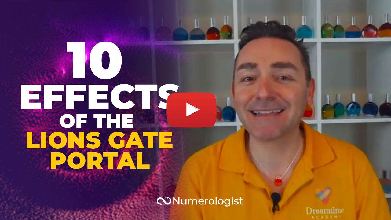 10 Effects of the Lions Gate Activation Portal