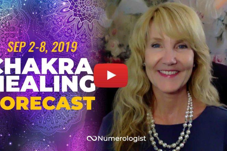 weekly chakra healing sept 2