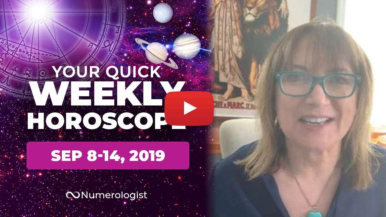 weekly horoscope sept 8-14