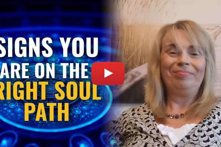 signs you are on the right soul path