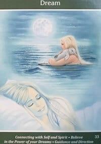 angel message dream